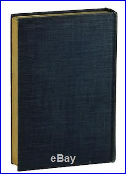 The Autobiography of William Carlos Williams SIGNED First Edition 1951 1st