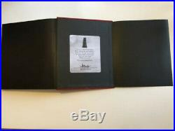 The Babadook Pop-Up Book First Edition Signed by Director Jennifer Kent New