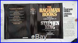 The Bachman Books Four Novels by Stephen King (Hardback signed first edition)