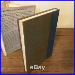 The Bluest Eye, Toni Morrison (1970), True First Edition, SIGNED