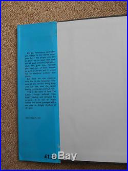 The Carpet People Terry Pratchett First Edition Signed with Remarque VERY RARE