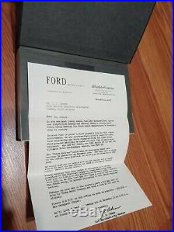 The Cobra Story Carroll Shelby SIGNED 1st Edition