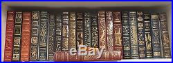 The Franklin Library Signed First Edition Society Lot of 22 Books Great