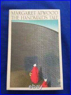 The Handmaid's Tale First American Edition Signed By Margaret Atwood