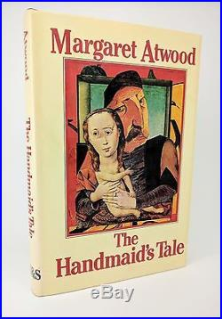 The Handmaid's Tale by Margaret Atwood Signed, First Edition 1st/1st