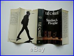The Karla Trilogy by John Le Carre First Editions