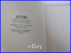 The Memoirs of Herbert Hoover 2 Volumes SIGNED Complete Set First Edition