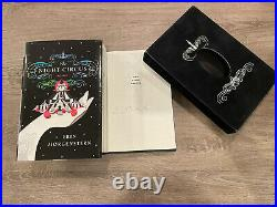The Night Circus Erin Morgenstern 1st Edition Hardcover SIGNED! With case