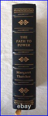 The Path to Power', Margaret Thatcher Very rare, Signed, First edition