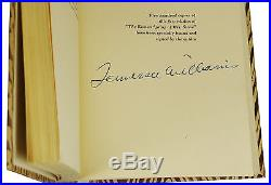 The Roman Spring of Mrs Stone TENNESSEE WILLIAMS SIGNED First Edition 1950 1st