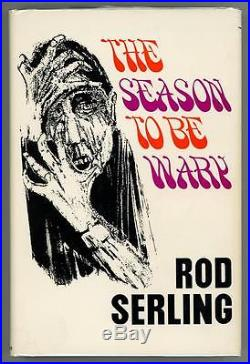 The Season to Be Wary by Rod Serling Signed First Edition