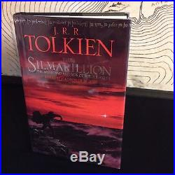 The Silmarillion, J. R. R. Tolkien, Signed First Illustrated Edition, Ted Nasmith