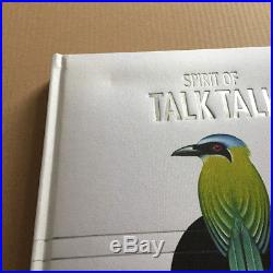 The Spirit Of Talk Talk First Edition Book Signed By James Marsh
