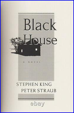 The Talisman & Black House, Stephen King Signed, 1st Editions In Dolso Box