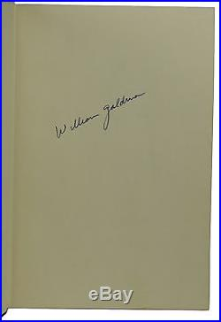 The Temple of Gold SIGNED by WILLIAM GOLDMAN First Edition 1st Printing 1957
