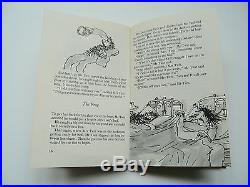 The Twits by Roald Dahl Signed First Edition