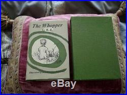 The Whopper by Denys Watkins-Pitchford BB SIGNED 1967 first edition CARP FISHING