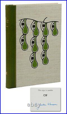 The Wondrous Mushroom R. GORDON WASSON SIGNED First Edition 1980 Hallucinogens