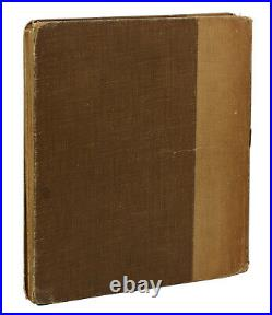 The Work of STANISLAV SZUKALSKI SIGNED First Edition 1923 Outsider Art 1st
