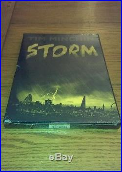 Tim Minchin Storm Signed First Edition Slipcased NUMBERED /2000 Sealed/Deluxe