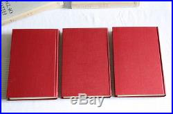 Tolkien, J. R. R. (1963,'62,'62)'The Lord of the Rings', first edition set 13/9/9