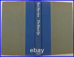 Toni Morrison / The Bluest Eye Signed 1st Edition 1970 #1508956