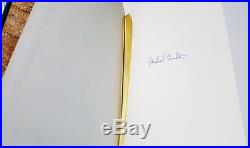 Travels by Michael Crichton SIGNED First Edition 1988 Hardcover Auto Autograph