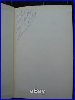 Ultra Rare SIGNED 1969 First Edition THE GOLFING MACHINE by Homer Kelley