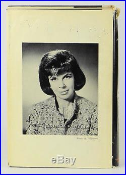 Valley of the Dolls SIGNED by JACQUELINE SUSANN First Edition 1st Printing