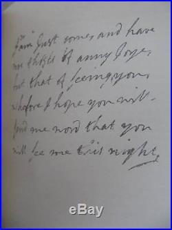 Winston Churchill Signed First Edition Set Marlborough 1933