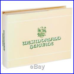 Westmorland Heritage by Alfred Wainwright, Signed First Edition with Dust Jacket