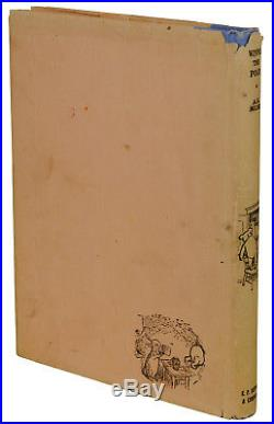 Winnie the Pooh by A. A. MILNE SIGNED Limited First Edition 1926 1st Shepard